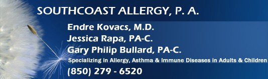 South Coast Allergy, P.A. in Bluewater Bay, Florida